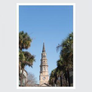charleston steeple