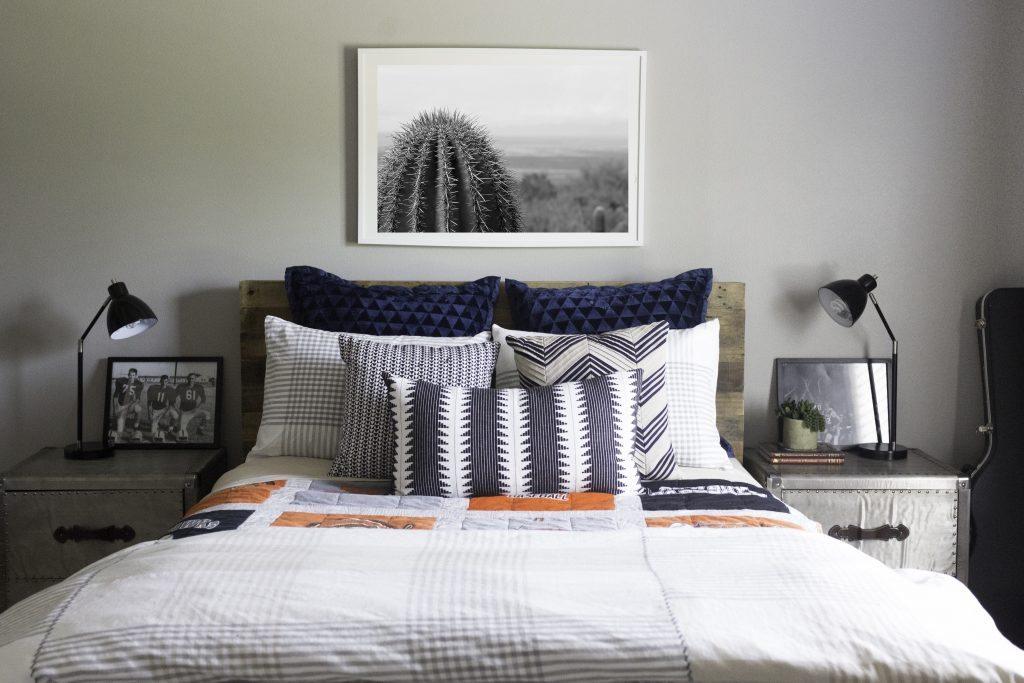 Easton-bedroom-cactus-art