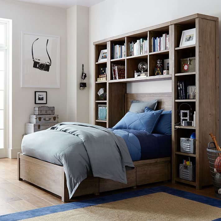 Boys Bedroom Decor: Modern Home Decor Ideas - Teen Boy Bedrooms