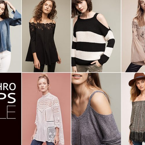 Holiday Outfits – Anthropologie Tops Sale