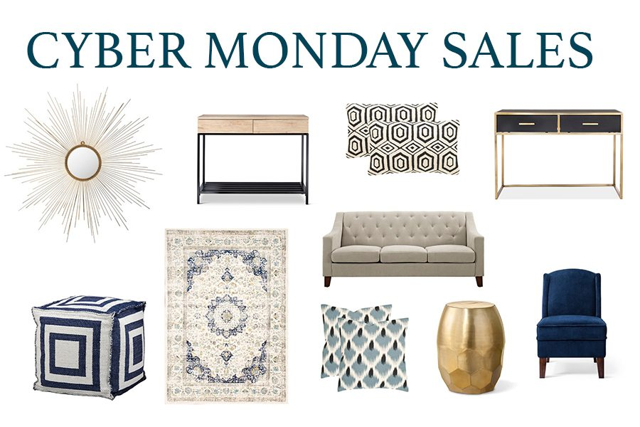 CC & Mike Cyber Monday Home Decor Sales