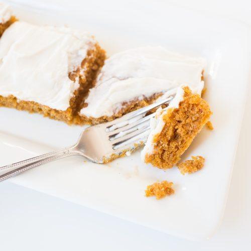 Best Fall Dessert Recipe – Pumpkin Sheet Cake