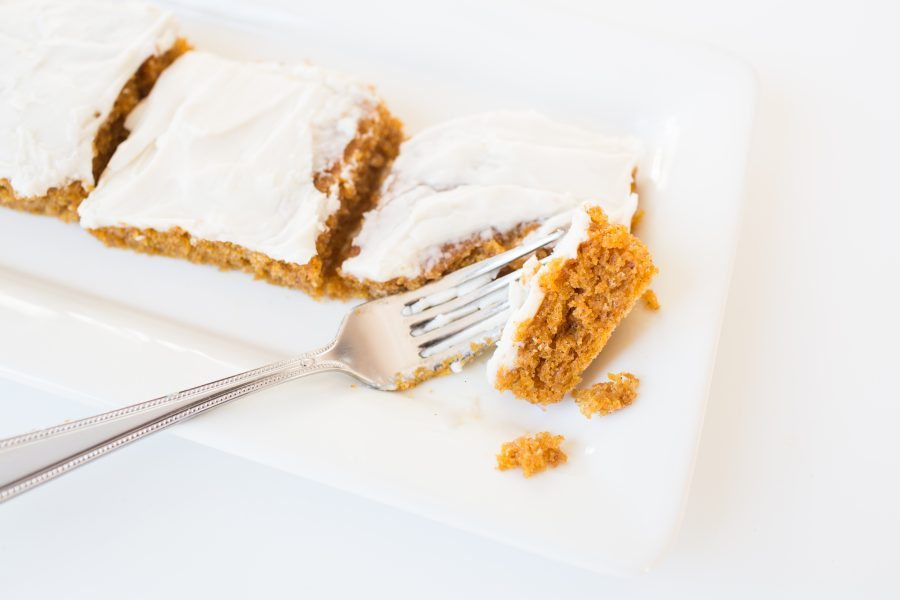 quick and easy recipe pumpkin sheet cake
