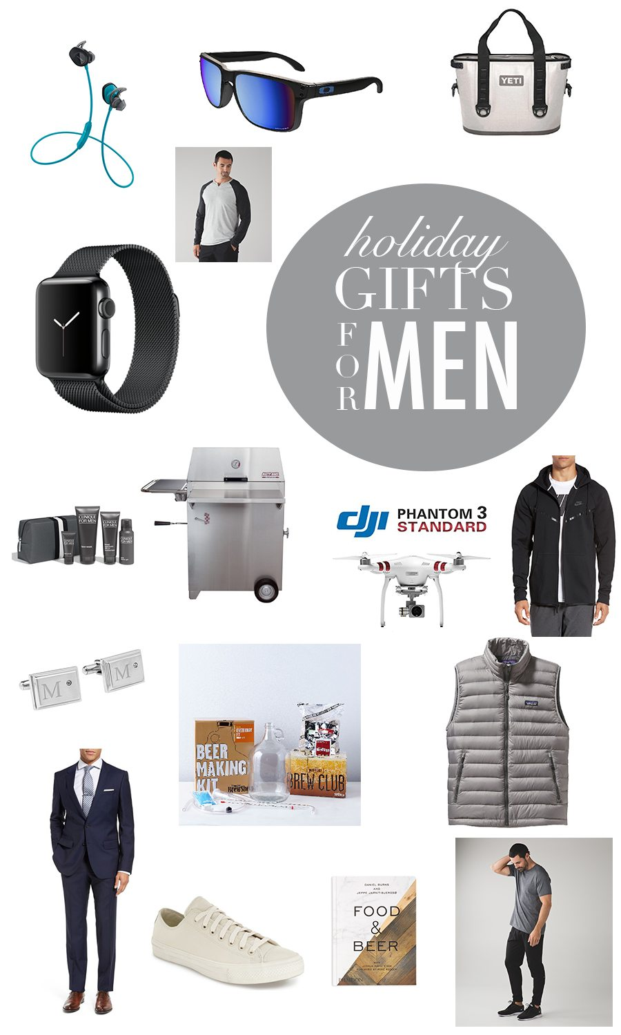 CC & Mike Holiday Gifts for Men 2