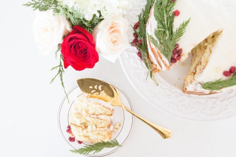 Christmas Dessert Recipes Italian Coconut Cream Cake Cc Mike Blog