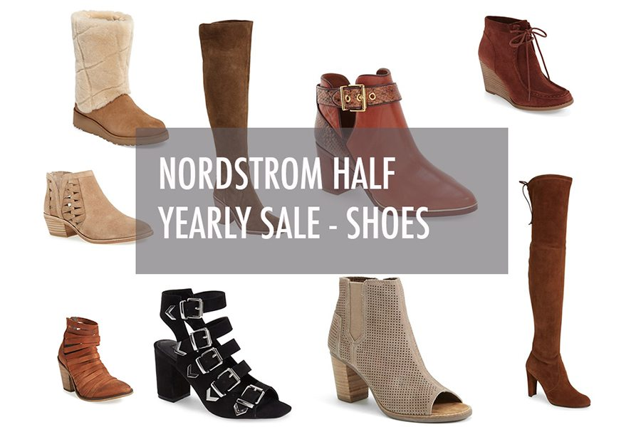 CC & Mike Nordstrom Half Yearly Sale - SHOES