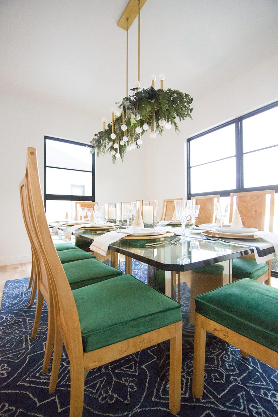 Christmas Dining Room Table Ideas | cc+mike | lifestyle blog