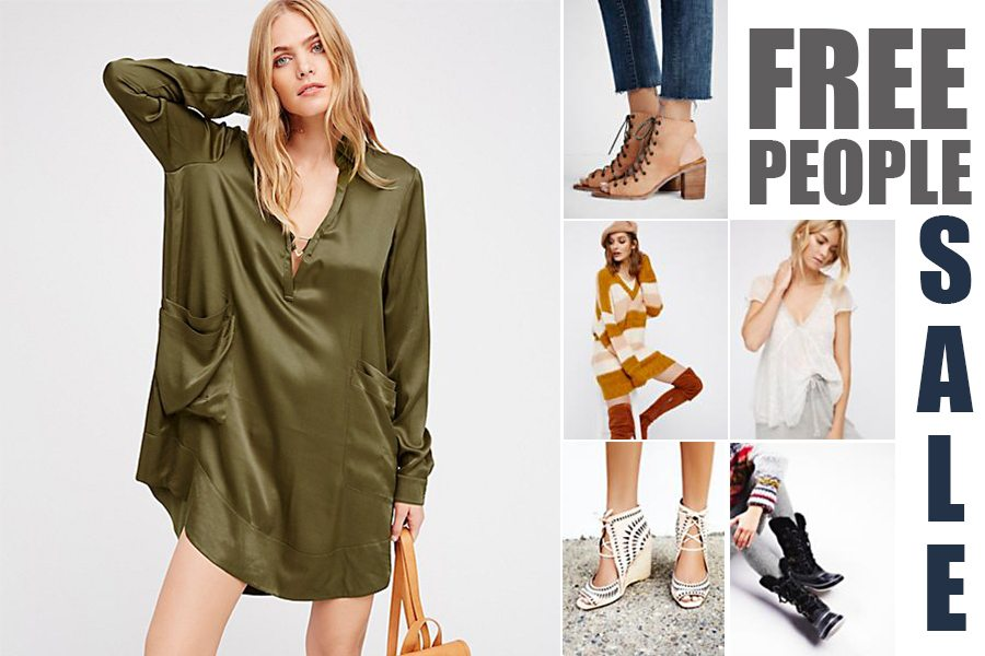 CC & Mike Free People Sale