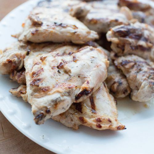 How to Marinate Grilled Chicken