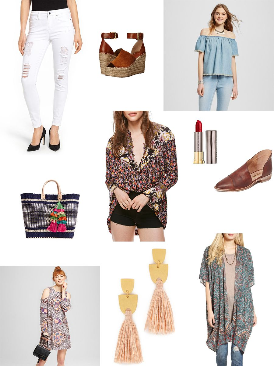 Transition Your Closet for Spring