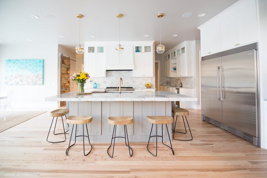 Top 20 Modern Kitchen Bar Stools | CC and Mike | Lifestyle ...