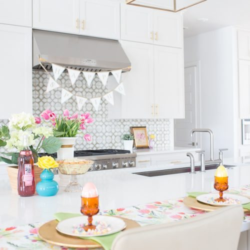 Easter Parade Home Tour