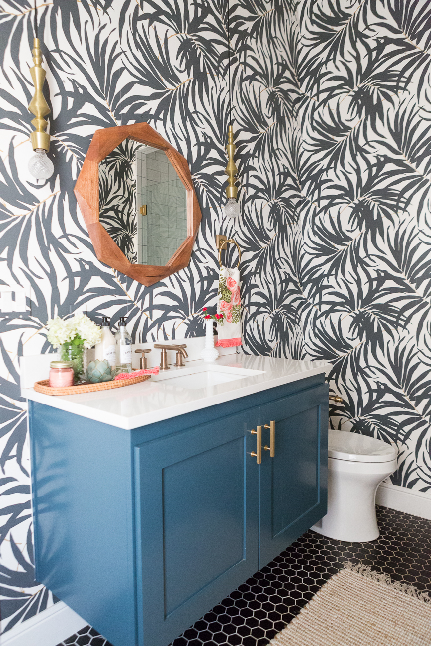 Pool Bathroom Reveal Styled By Cost Plus World Market