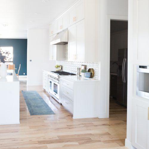 Custom Building Ideas Prep Kitchen
