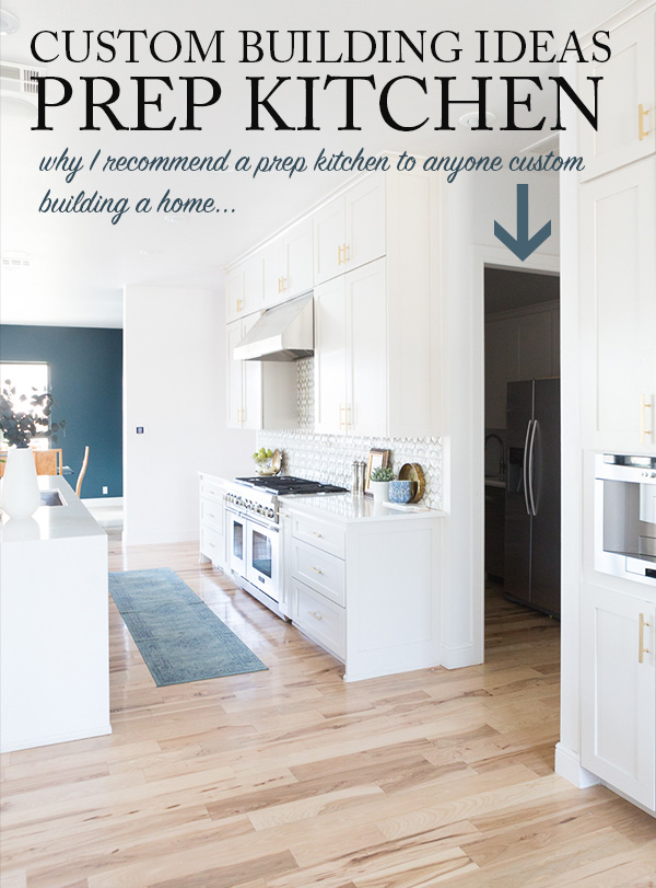 Custom Building Ideas Prep Kitchen Cc And Mike Lifestyle And Design Blog