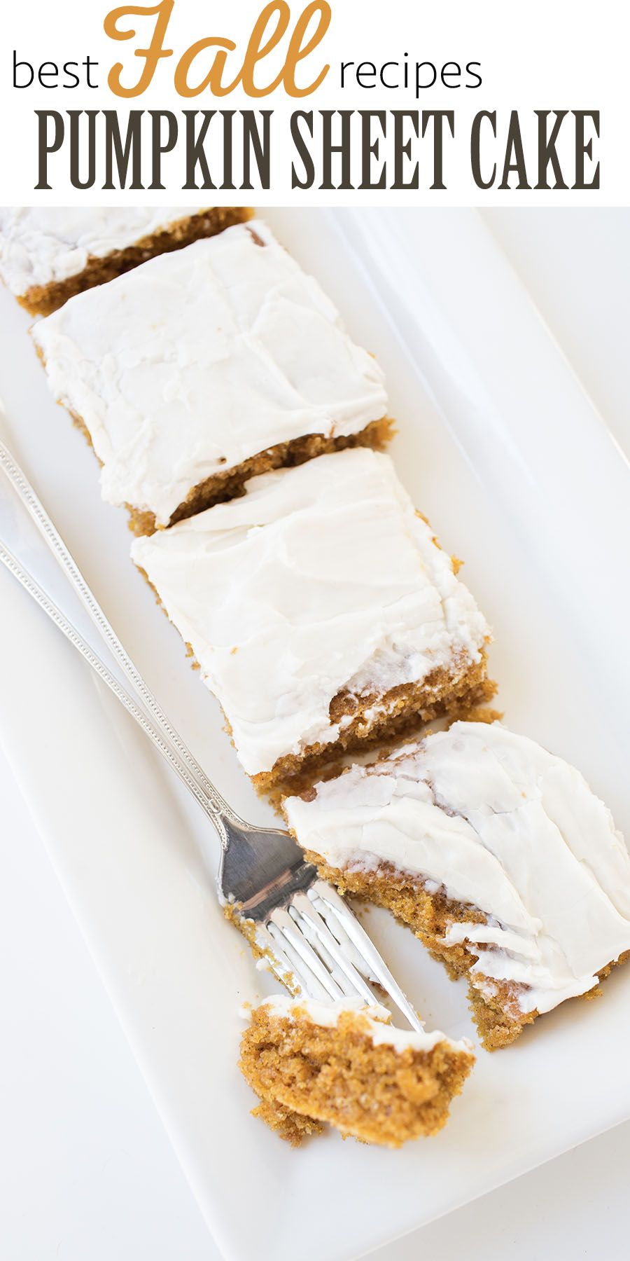 best-fall-recipes-pumpkin-sheet-cake