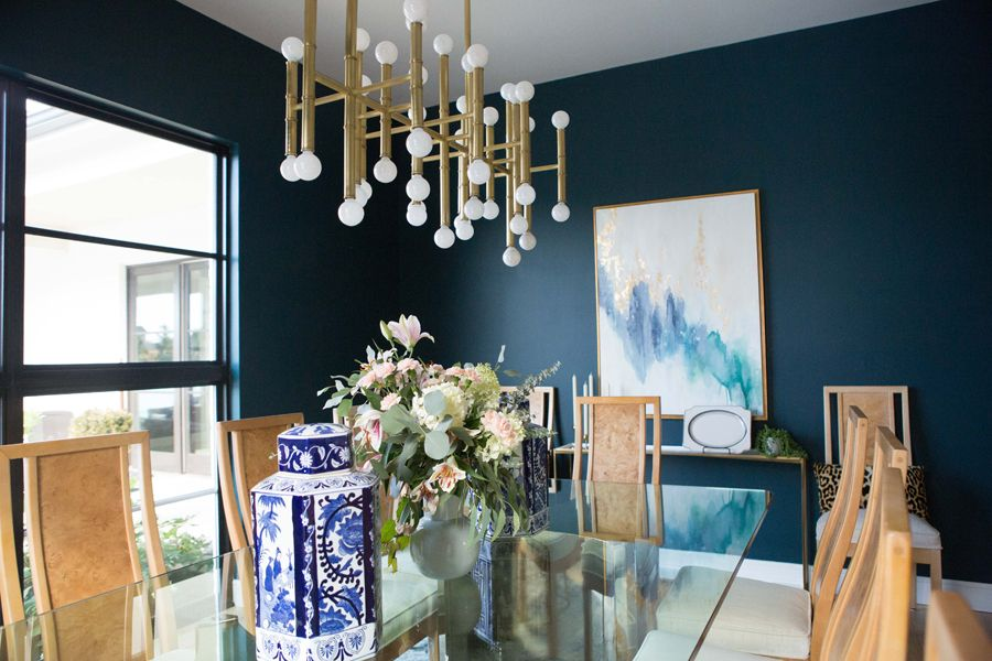 Charmant 09 Oct Top 3 Blue Green Paint Colors For Dark And Dramatic Walls