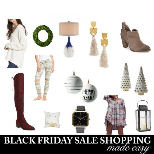 Black Friday Sales Shopping Made Easy