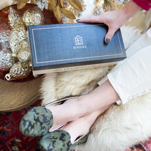 Great Holiday Gift Ideas – Birdies Slippers