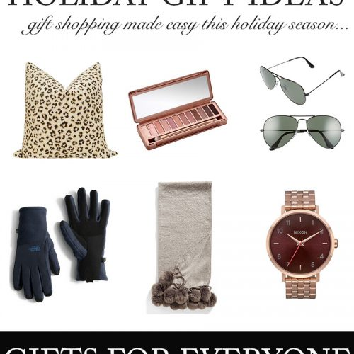 Holiday Gifts for Everyone