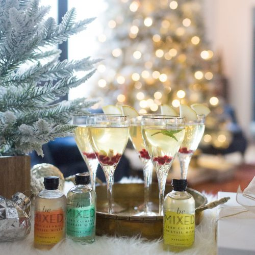 Holiday Drink Ideas Be Mixed Zero Calorie Drink Mixers
