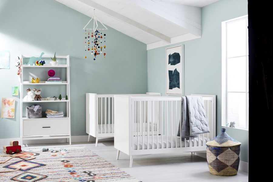 West Elm Modern Baby and Kids Furniture and Home Decor modern baby cribs white baby cribs