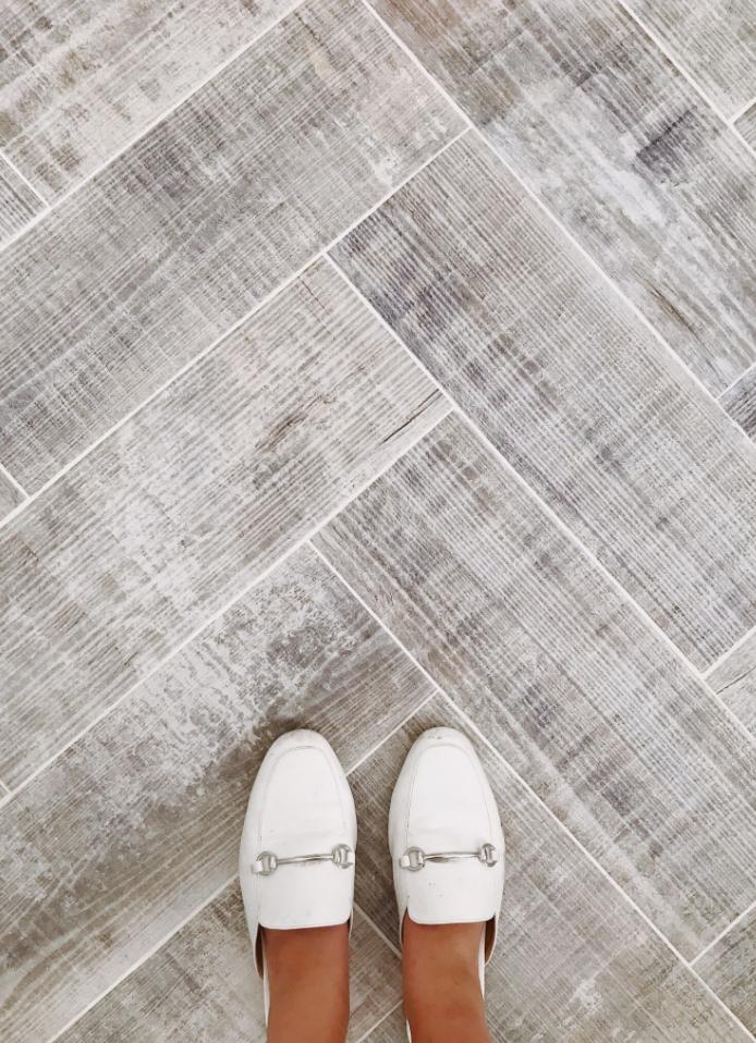 5 beautiful herringbone wood floor alternatives |CC and ...