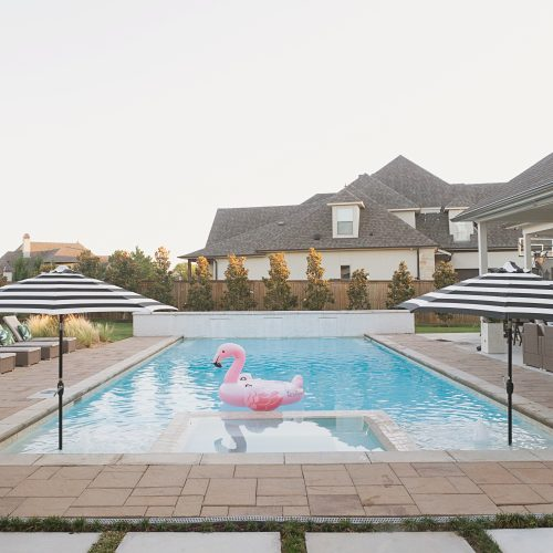 How to Design a Beautiful Pool and Outdoor Living Area