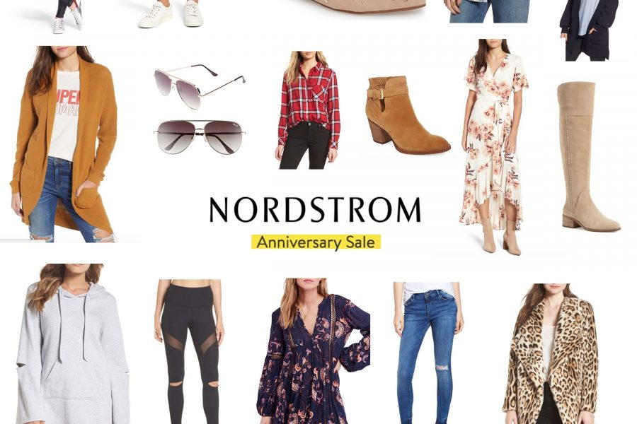 Nordstrom Anniversary Sale 2018 favorite finds
