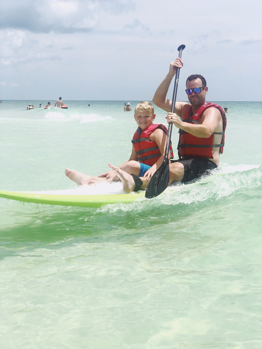 Tips for Planning the Perfect Family Beach Trip to Rosemary Beach kayak rental 30A Rosemary Beach