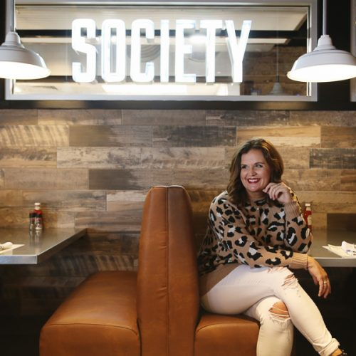 Society Restaurant Design and Overcoming Self Doubt