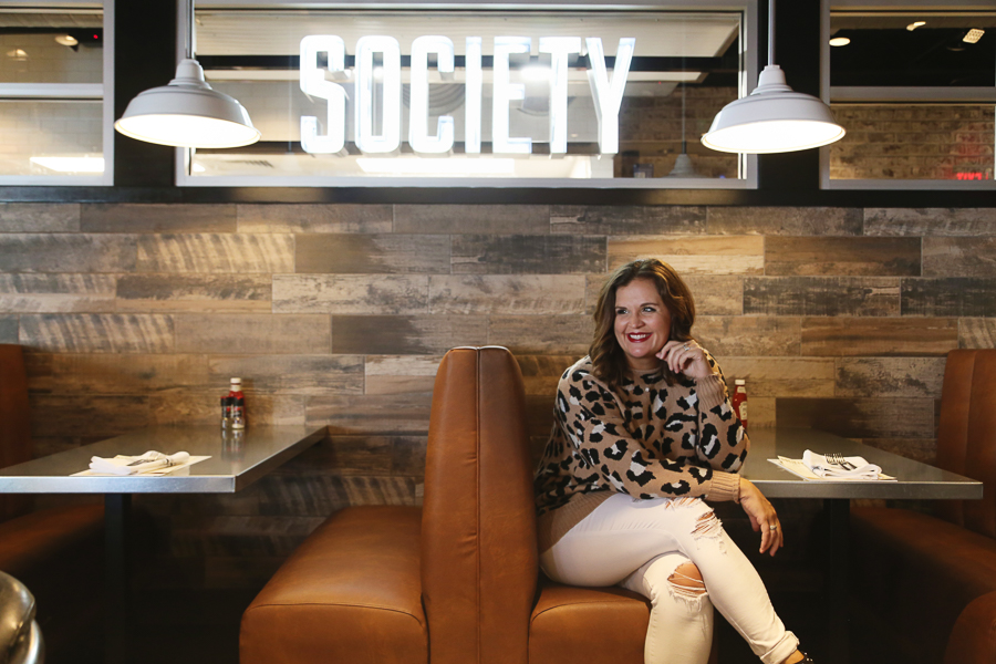 Society Restaurant Design and Overcoming Self Doubt and Fea