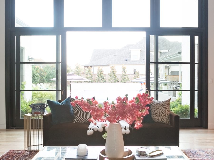 HOW TO FIND BLACK WINDOWS AND DOORS FOR LESS