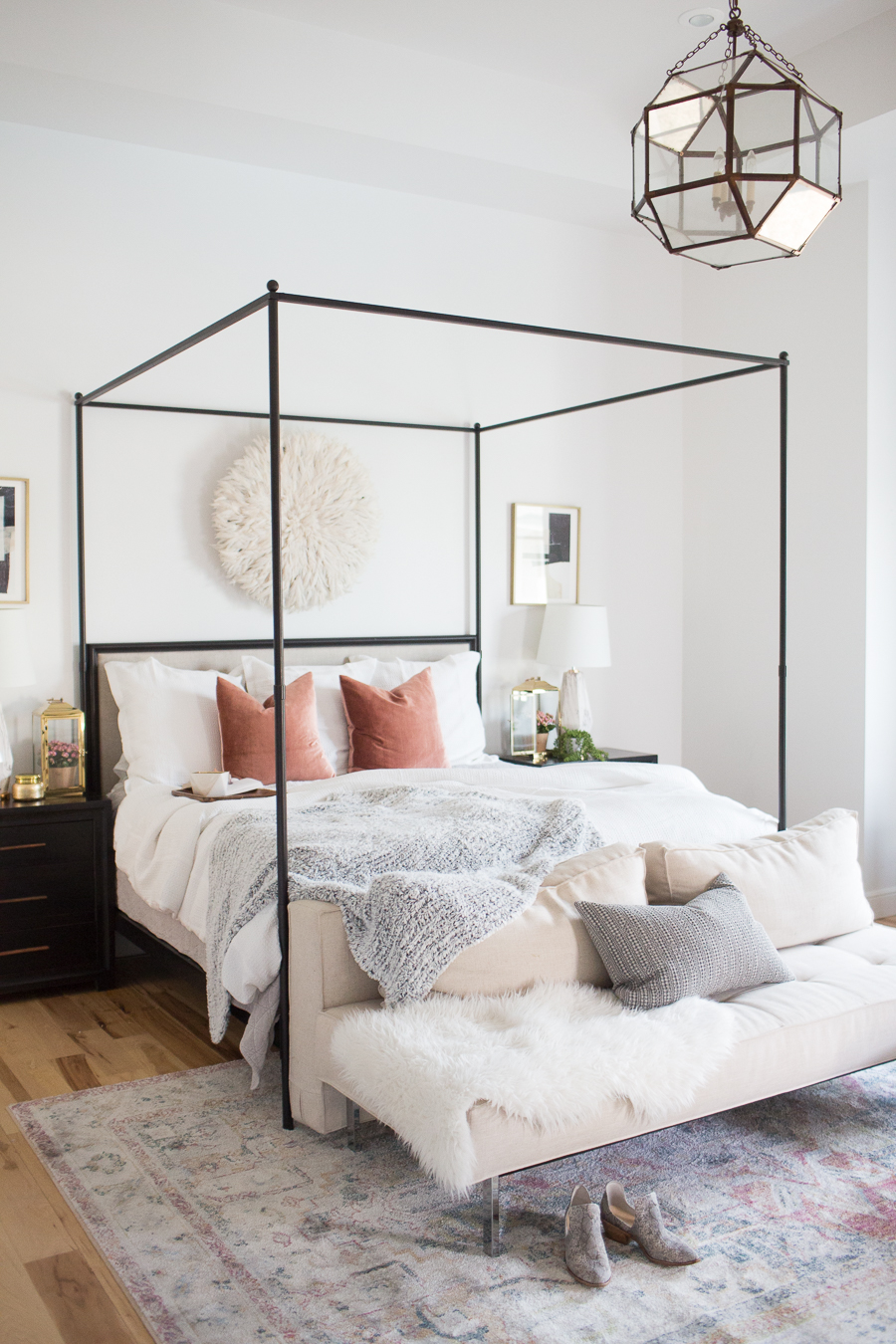Image of: Refresh Your Master Bedroom And Bath With Pottery Barn