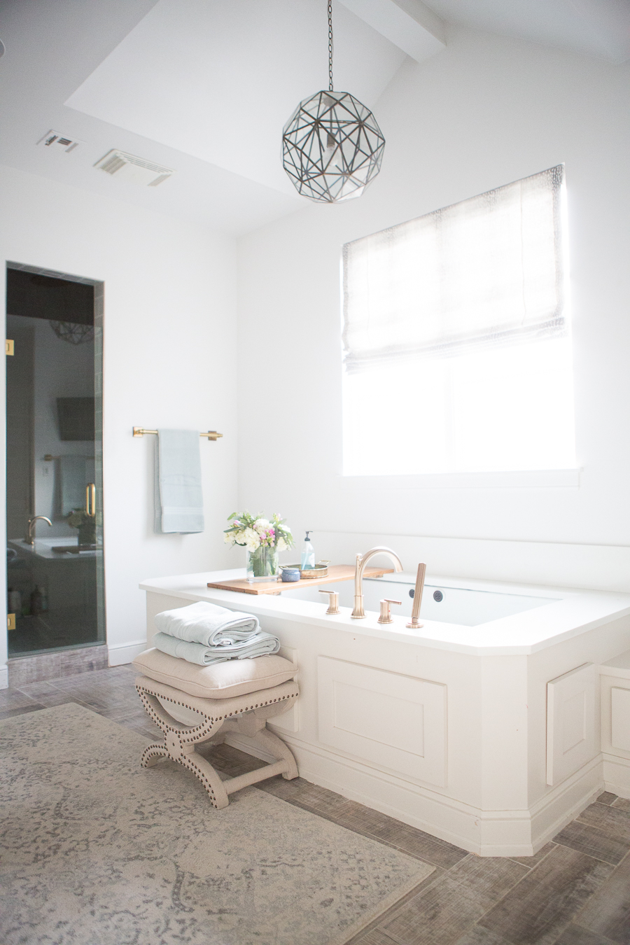 awesome pottery barn bathrooms designs | REFRESH YOUR MASTER BEDROOM AND BATH WITH POTTERY BARN