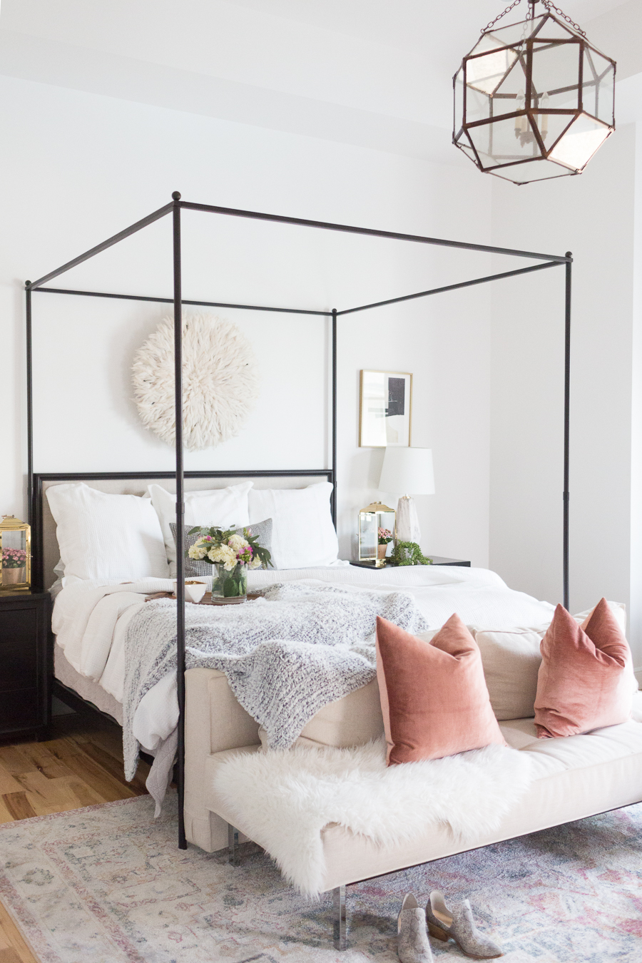 Refresh Your Master Bedroom And Bath With Pottery Barn