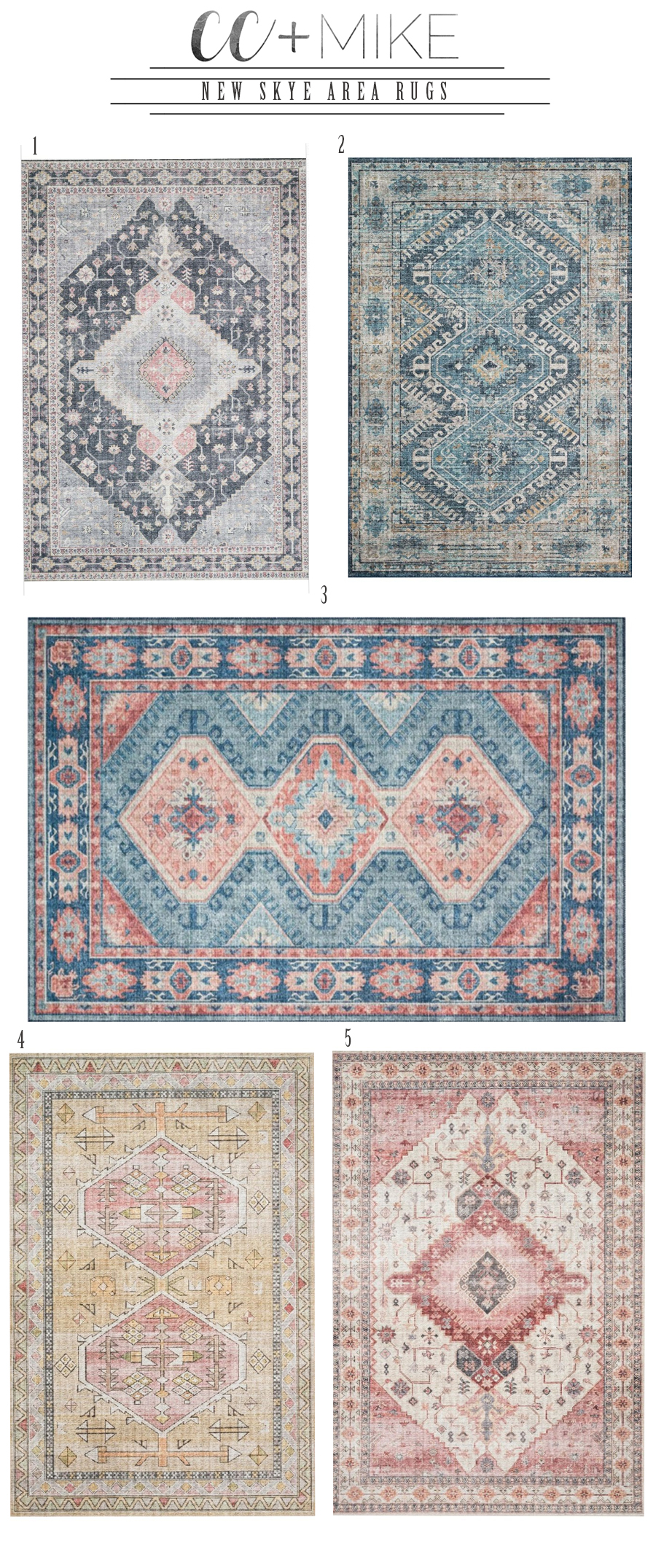 10 Beautiful Kitchen Runners for Your Home new skye area rugs in a variety of colors and styles