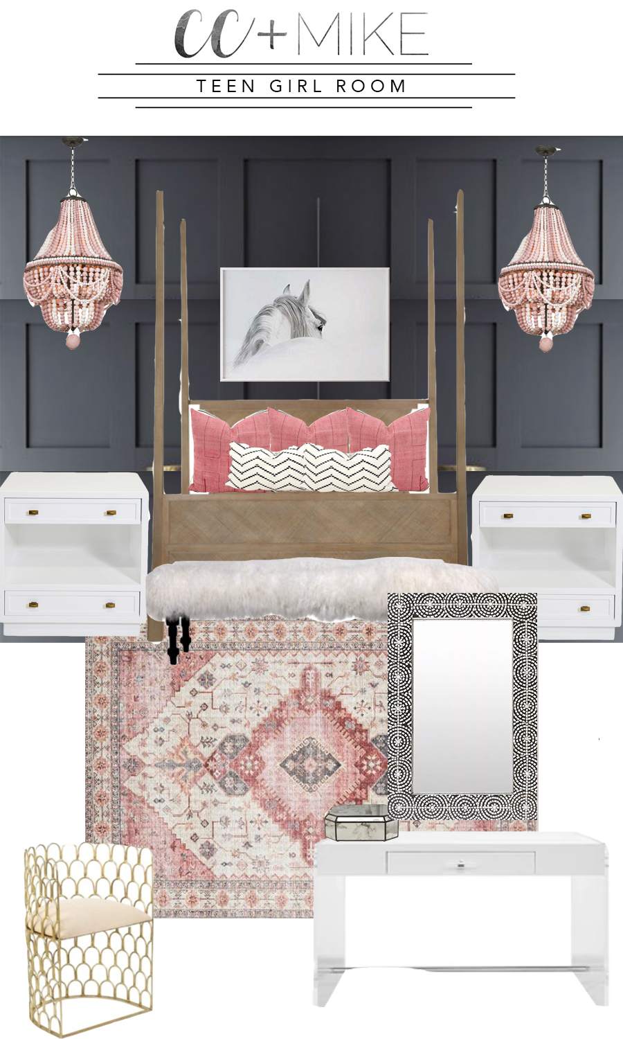 CC and Mike Guide to Buying the Perfect Area Rug SKye berry rug CC and Mike The shop rug sale