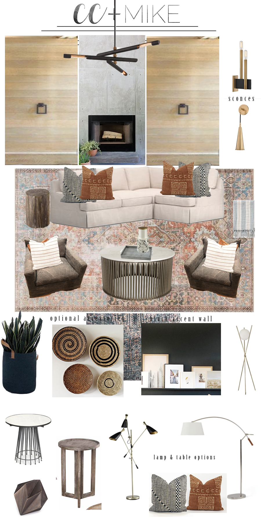 CC and Mike Guide to Buying the Perfect Area Rug terracotta loren rug cc and mike the shop rug sale