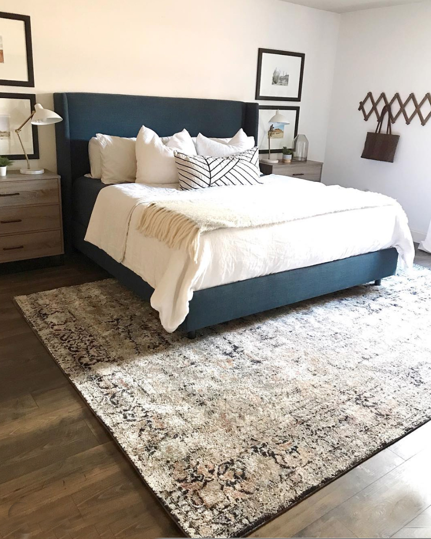 CC and Mike THe Shop rug sale Anastasia Charcoal Sunset area rug2