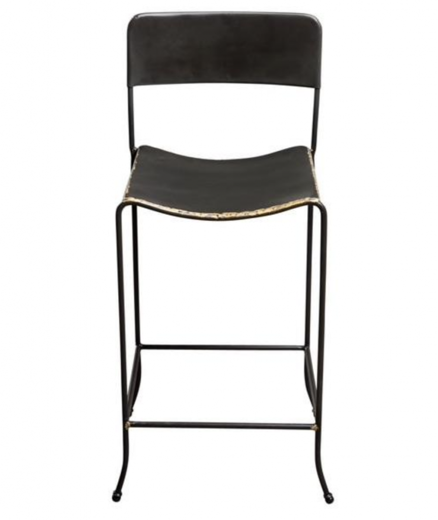 black bar stools
