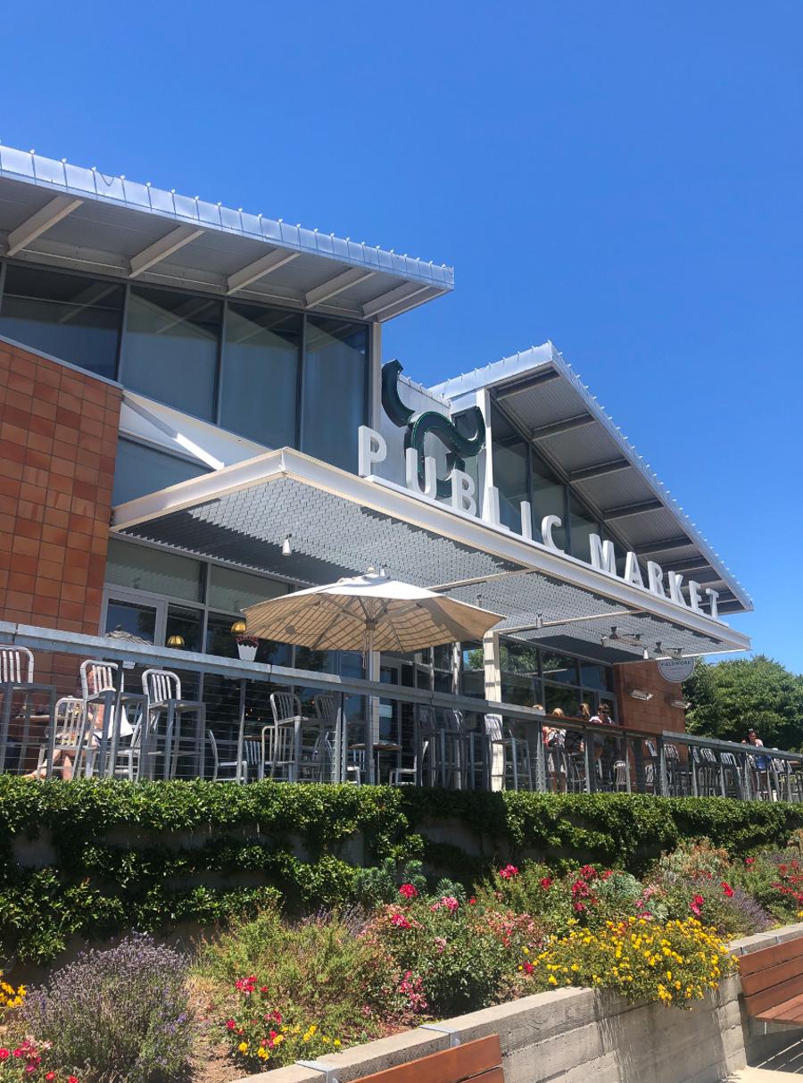 public market california
