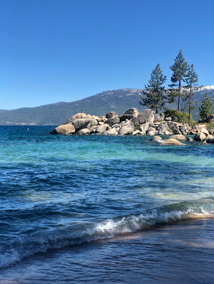 Five Day Romantic Getaway to Napa Valley and Tahoe Part TWO