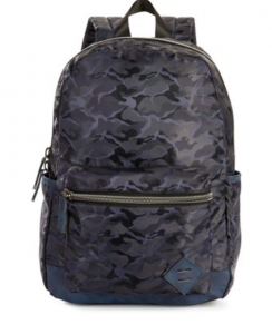 Affordable Back to School Shopping Made Easy camo backpack from walmart