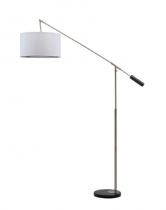 CC AND MIKE labor day sales balance arching floor lamp