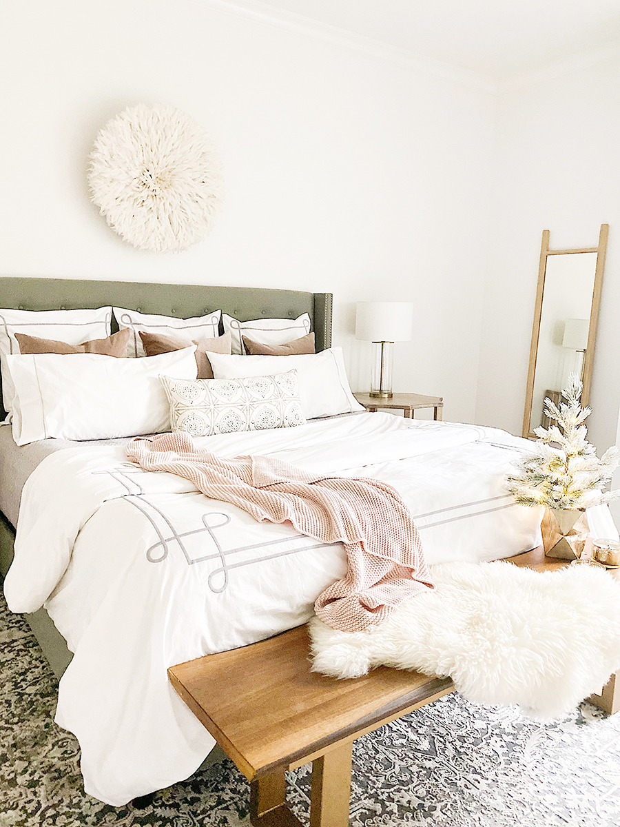 How to Get Your Guest Bedroom Holiday Ready
