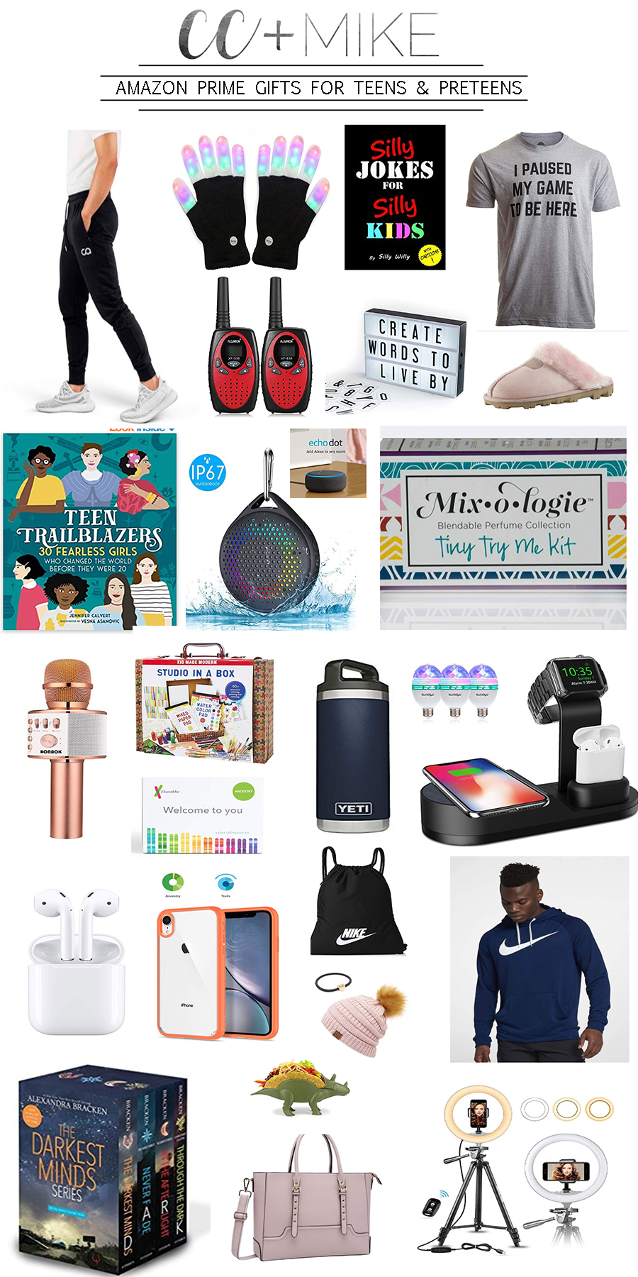 Last Minute Amazon Prime Christmas Gift Ideas For Preteens And Teens Cc Mike