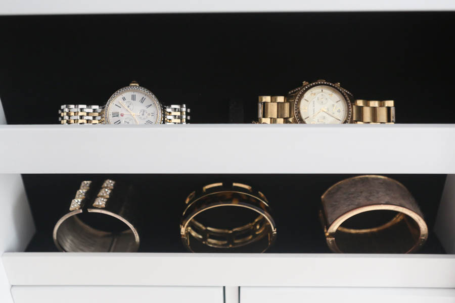 How To Organize Your Jewelry with Walmart Home affordabe jewelry organizer-2