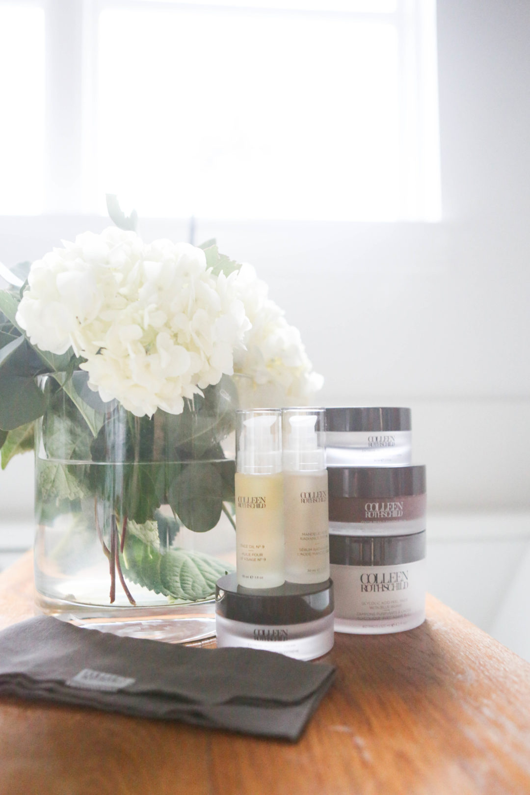 How to Start and Anti Aging Skin Care Routine With Colleen Rothschild