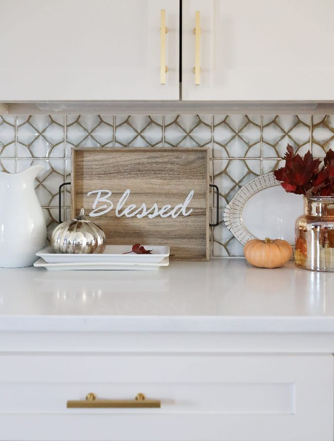 Kitchen Countertops for Thanksgiving AND Chrstimas-1